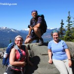 Incredible view in Garibaldi Provincial Park